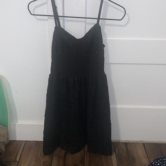 Urban renewal lace mini dress